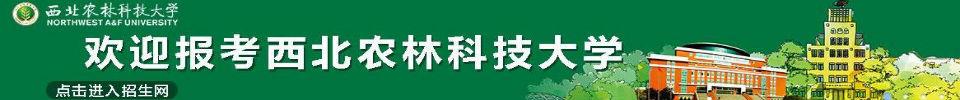 西北农林科技大学招生网